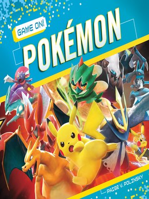 cover image of Pokémon